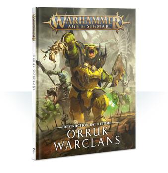 89-01 Battletome: Orruk Warclans