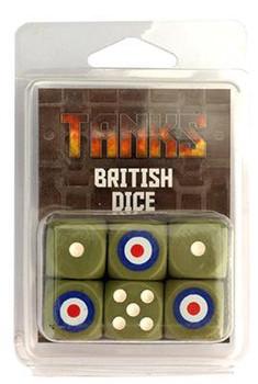 Tanks: British Dice