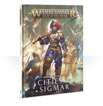 86-47 Battletome: Cites of Sigmar