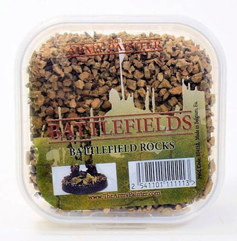 Battlefield Rocks tub