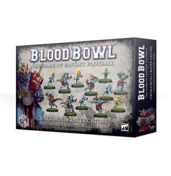 200-74 Blood Bowl: Gwaka'Moli Crater Gators