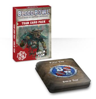 200-61-60 Blood Bowl: Goblin Team Card Pack