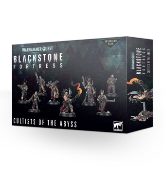 BF-07 Blackstone Fortress: Cultists of the Abyss
