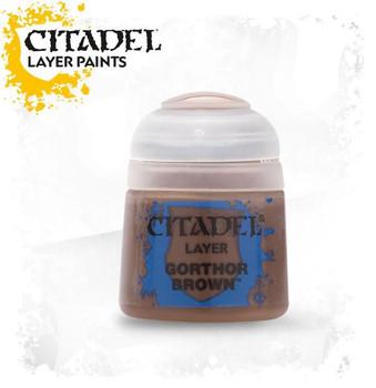 22-47 Citadel Layer: Gorthor Brown