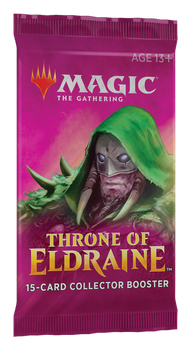 Throne of Eldraine: Collectors Booster