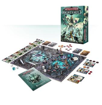 110-01-60 WH Underworlds: Nightvault Core Game Exp
