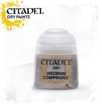 23-13 Citadel Dry: Necron Compound