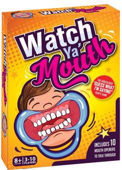Watch Ya Mouth