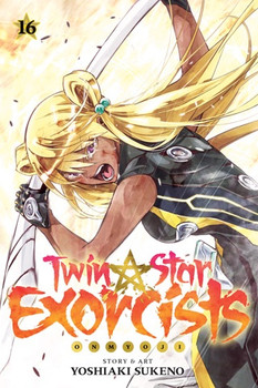 Twin Star Exorcists  vol 16
