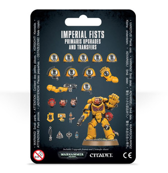 48-58 SMP Imperial Fists Upgrades & Transfers