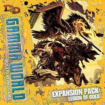 Gamma World Legion of Gold