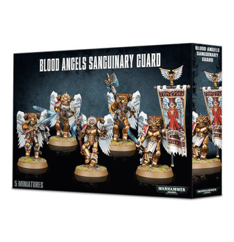 41-08 Blood Angels Sanguinary Guard 2014