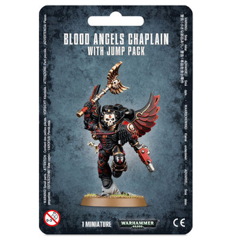 41-17 Blood Angels Chaplain with Jump Pack 2017