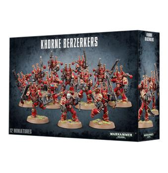 43-10 Khorne Berzerkers Squad