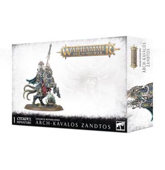 94-30 OB: Arch-Kavalos Zandtos Dark Lance of Ossia