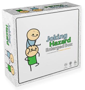 Joking Hazard Enlarged Box (inc 20 exclusive cards)