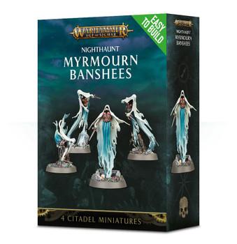 71-11 Easy to Build: Nighthaunt Myrmourn Banshees