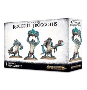 89-33 Gloomspite Gitz Rockgut Troggoths