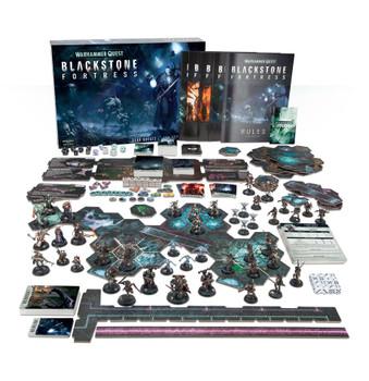 BF-01-60 Blackstone Fortress Core Game