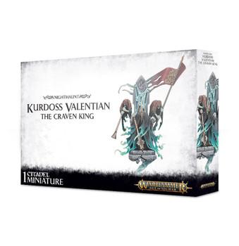 91-24 Kurdoss Valentian, The Craven King
