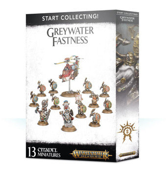 70-71 Start Collecting!: Greywater Fastness