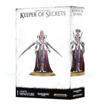 97-06 Daemons of Slaanesh Keeper of Secrets