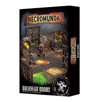 300-05 Necromunda Bulkhead Doors