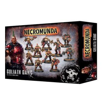 300-10 Necromunda Goliath Gang