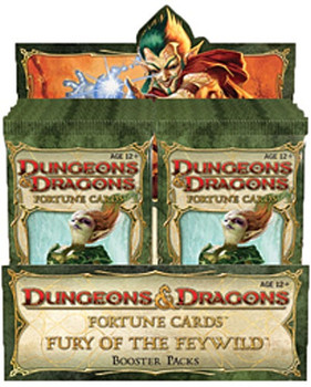 Dungeons & Dragons: Fury of the Feywild Booster Pack