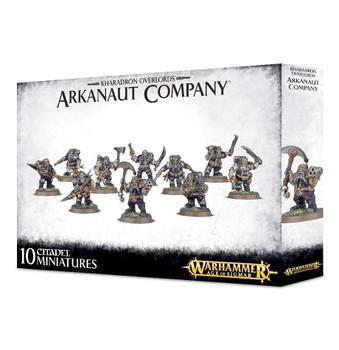 84-35 Kharadron Overlords Arkanaut Company