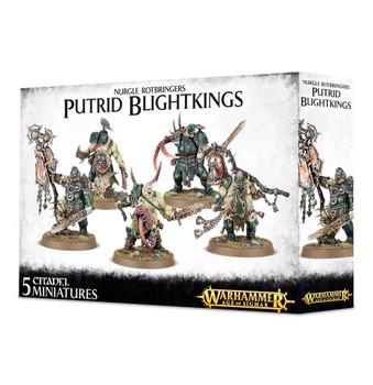 83-28 Nurgle Rotbringers Putrid Blightkings