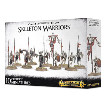 91-06 Deathrattle Skeleton Warriors
