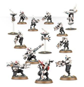 56-09 Tau Empire Pathfinder Team 2017