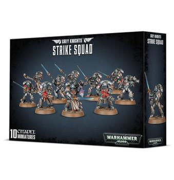 57-08 Grey Knights Strike Squad