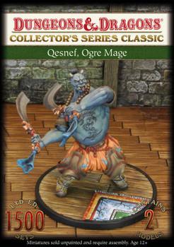 D&D: Qesnef, Ogre Mage