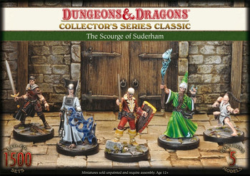 D&D: The Scourge of Suderham