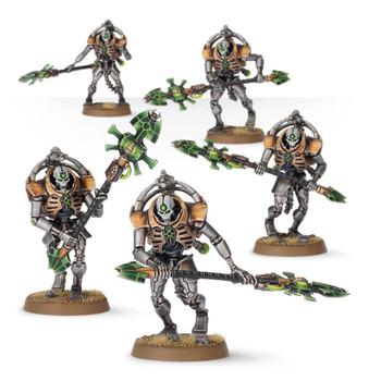 49-07 Necron Triarch Praetorians