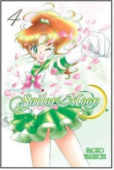 Sailor Moon vol 4