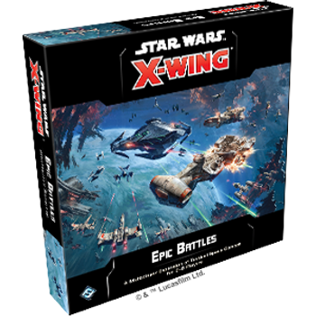 Star Wars X-Wing 2nd Ed: Epic Battles Multiplayer Expansion