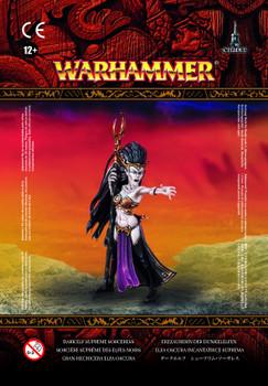 85-34 Dark Elf Supreme Sorceress