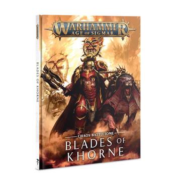 83-01 Battletome: Blades of Khorne