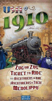 Ticket to Ride USA 1910