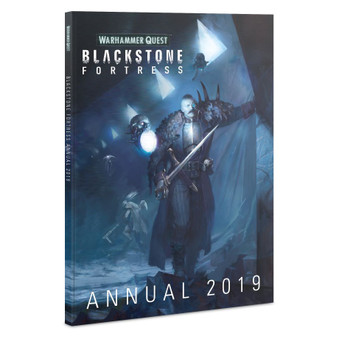 BF-09 Blackstone Fortress: Annual 2019 SB