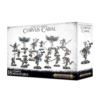 83-30 Slaves to Darkness: Corvus Cabal