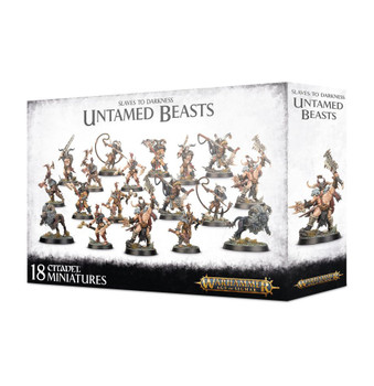 83-37 Slaves to Darkness: Untamed Beasts