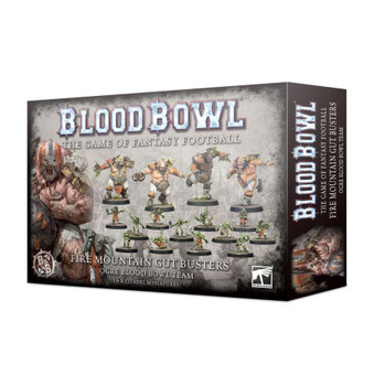 200-02 Blood Bowl: Fire Mountain Gut Busters