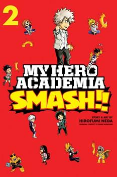 My Hero Academia: Smash!!, vol 2