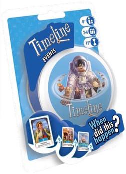 Timeline: Events Peg Edition