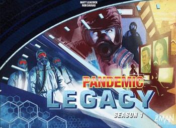 Pandemic Legacy Blue Box