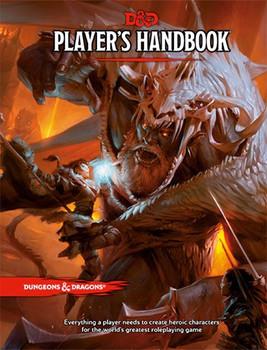 D&D 5th Ed: Players Handbook